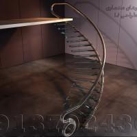 پله های تزئینی