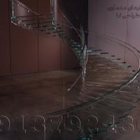 پله های معماری
