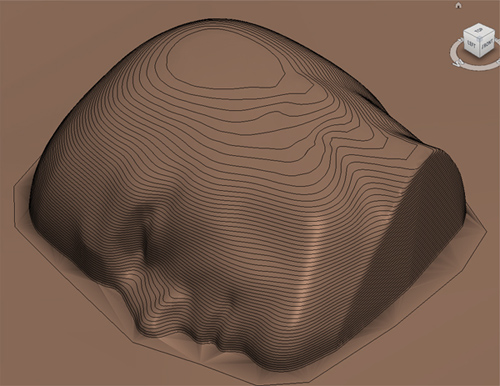 Toposurface in 3Dmax (1)