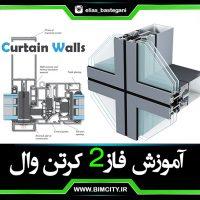 Revit Curtain wall