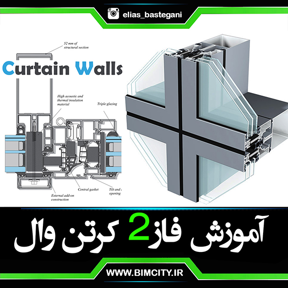 Revit Curtain wall
